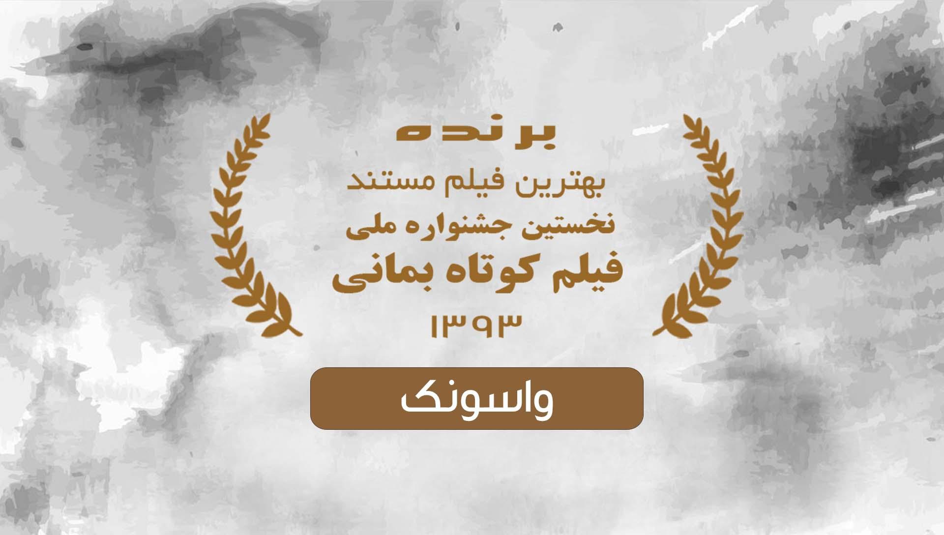 جشنواره فیلم کوتاه بمانی 93 - شرکت فیلم سازی زوم شیراز برادران شریفی