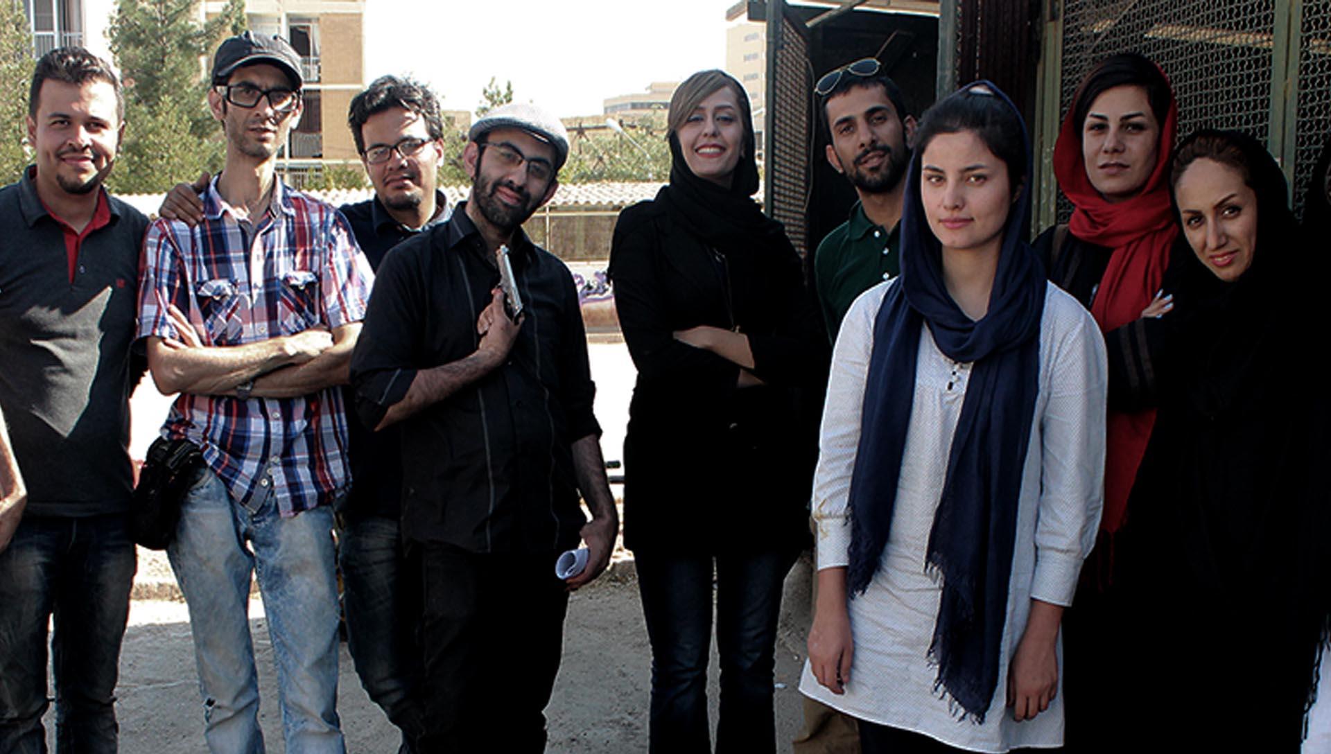 آ... در سرزمین بایر - گروه فیلم سازی زوم شیراز برادران شریفی