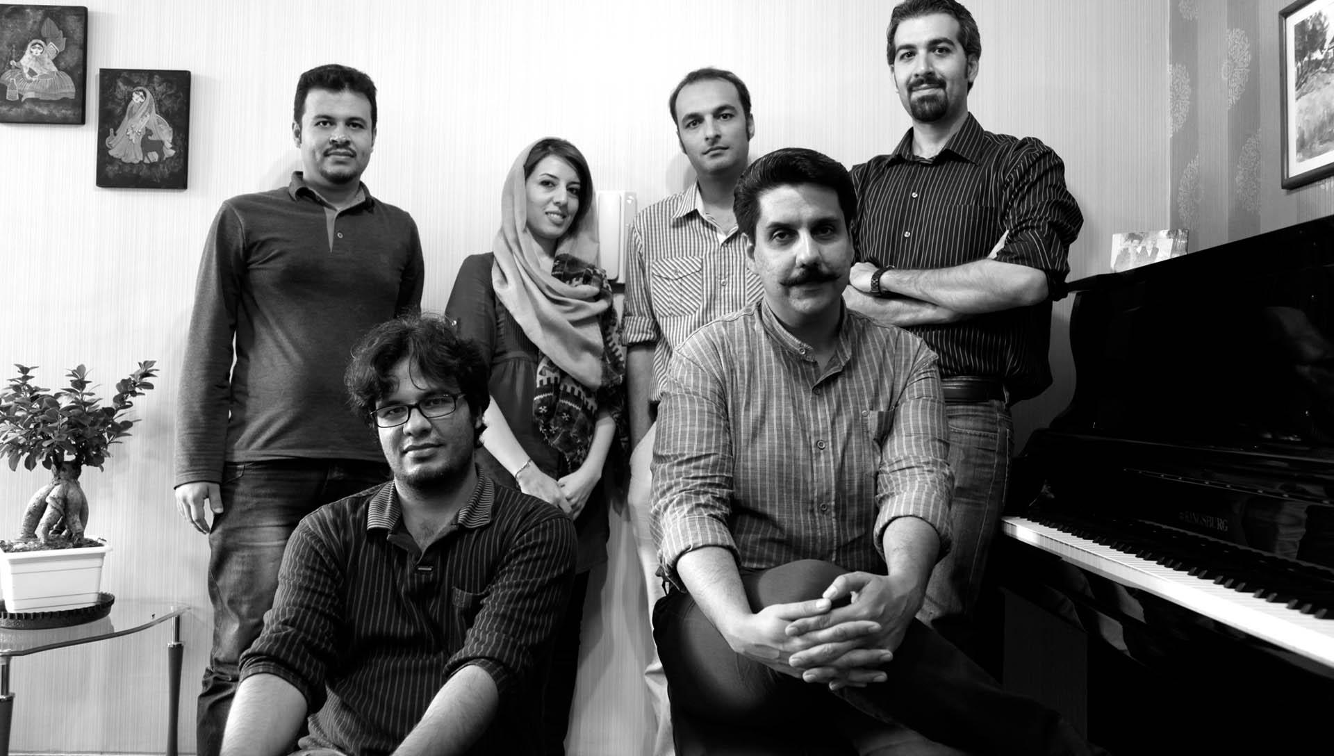 محسن مقدم و برادران شریفی شرکت فیلم سازی زوم شیراز