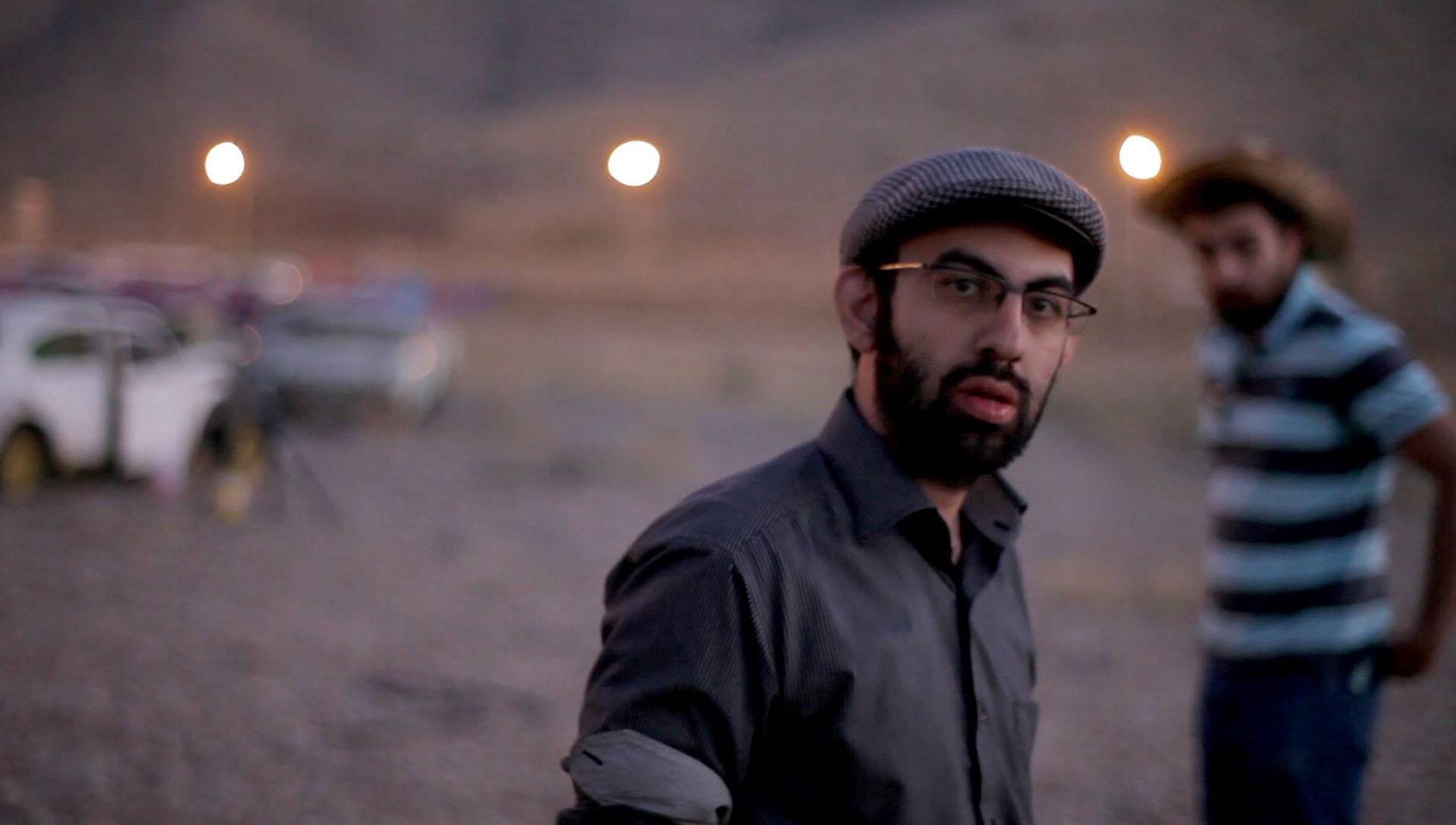 آ...در سرزمین بایر کیانوش جهاندیده - شرکت فیلم سازی زوم شیراز برادران شریفی