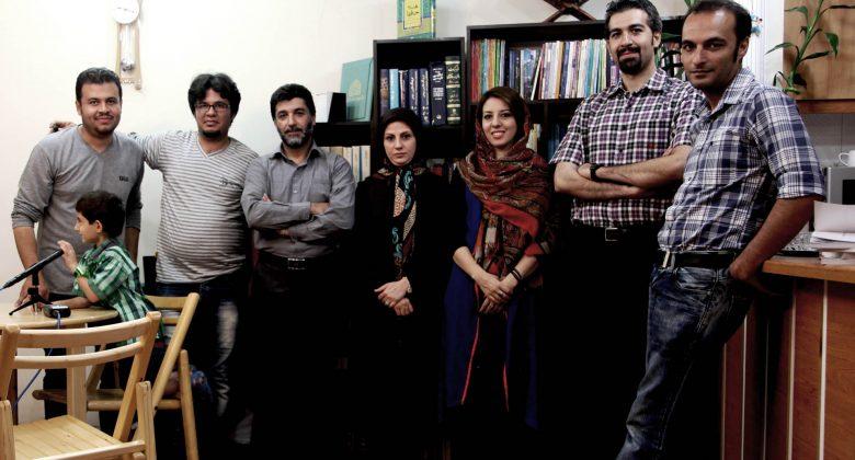 رضا شریفی شرکت فیلم سازی زوم شیراز