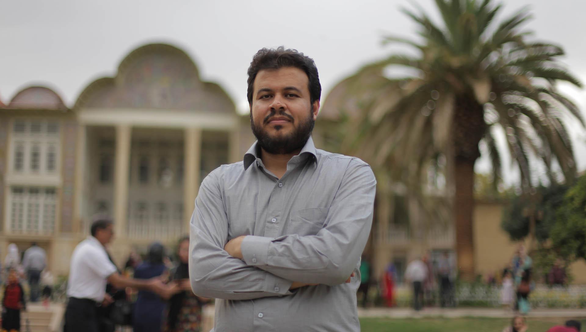 رضا شریفی کارگردان و تهیه کننده