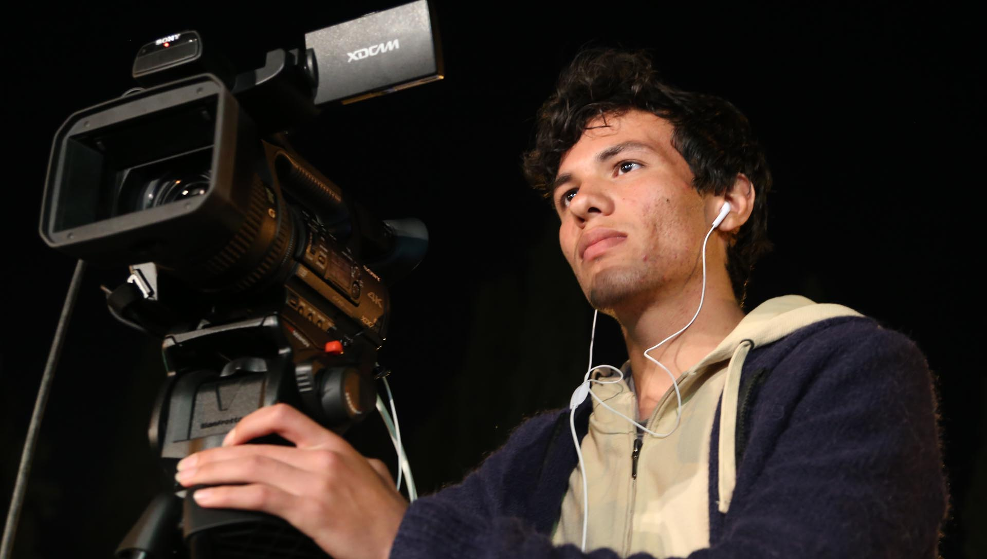 تیم شرکت فیلم سازی زوم علیرضا شریفی