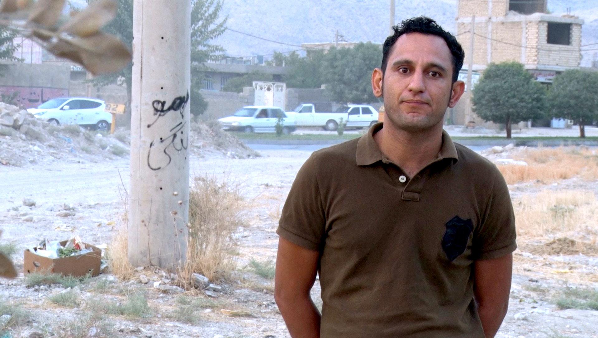 مستند سیاه زخم گروه فیلم سازی زوم شیراز