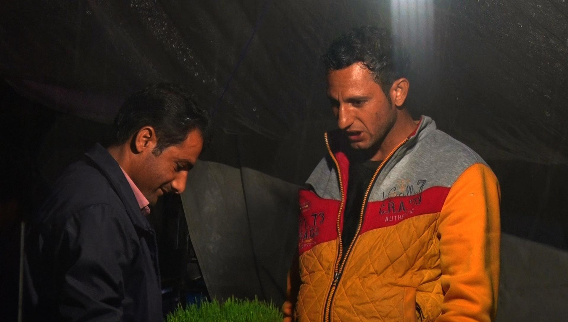 عکس از مستند سیاه زخم 02