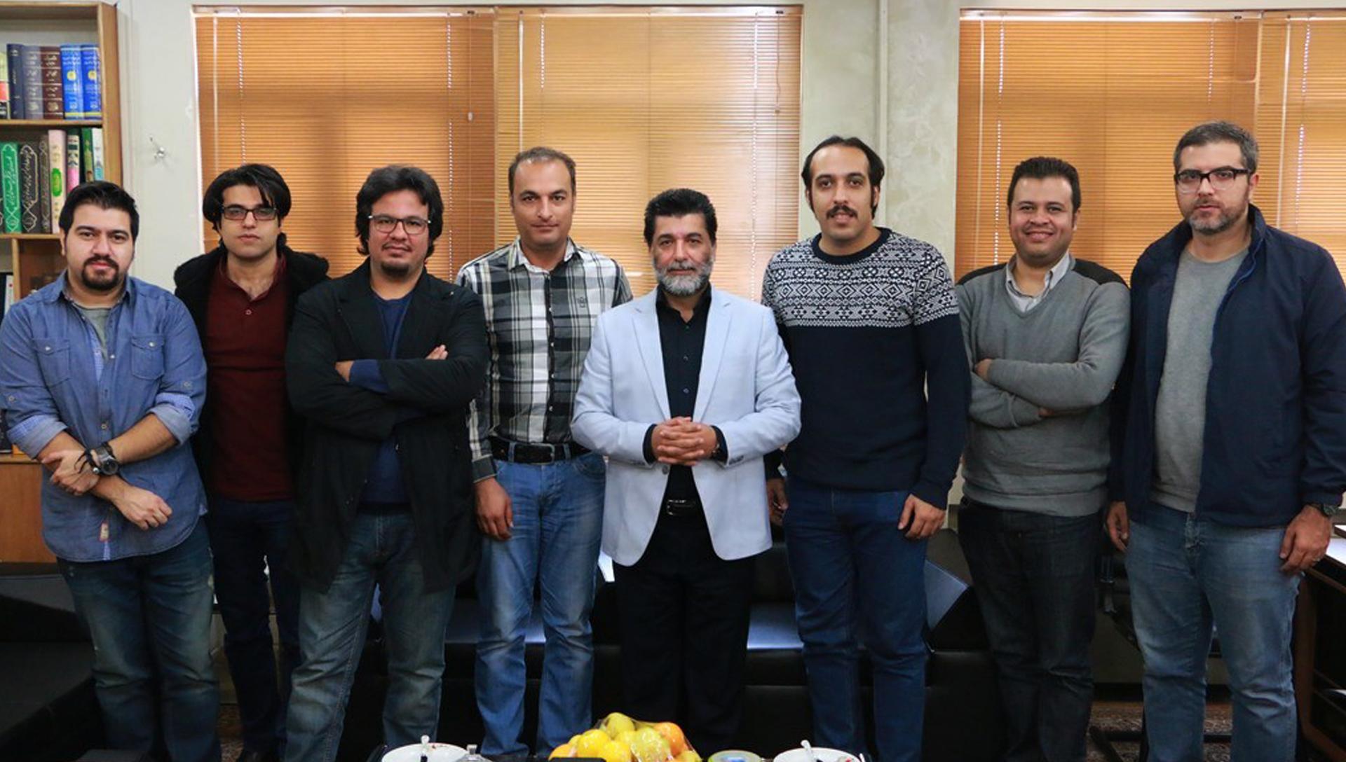 جلسه هیات مدیره انجمن فیلم کوتاه شیراز 01